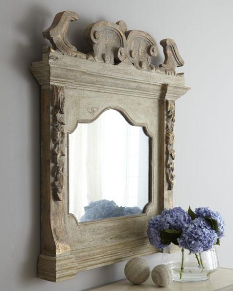 Italian-Style Mantel Mirror