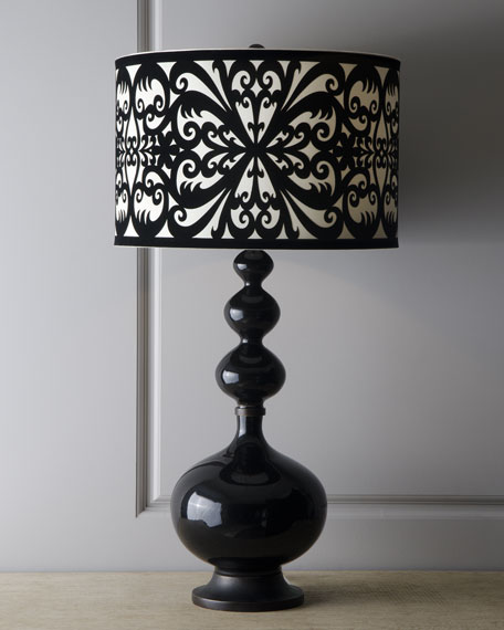 """Draper"" Lamp"