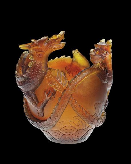 """Dragon"" Vase"