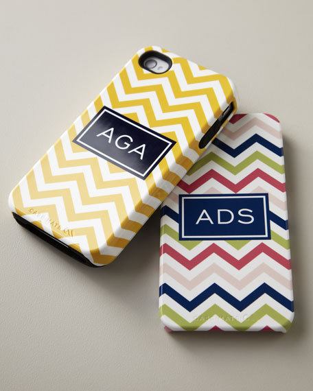 Chevron iPhone 4/4s Tough Case