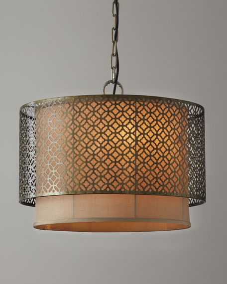 """""""Cage"""" Chandelier"""