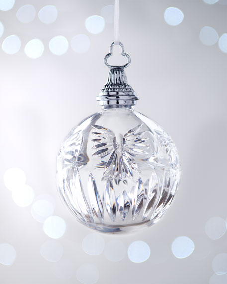 """Times Square Ball"" Christmas Ornament"