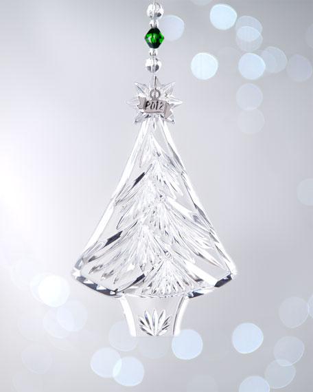 "Annual ""Christmas Tree"" Christmas Ornament"
