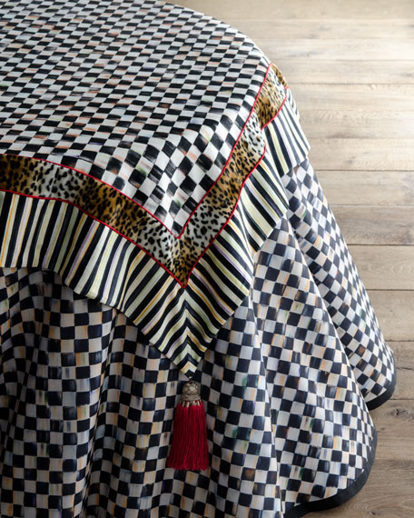 """""""Chesterfield"""" Table Topper"""