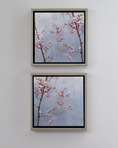 Two Cherry Blossom Prints