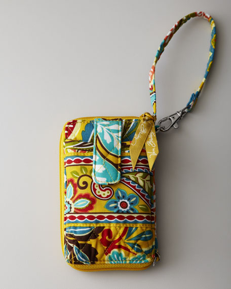 """Provencal"" Carry it All Wristlet"