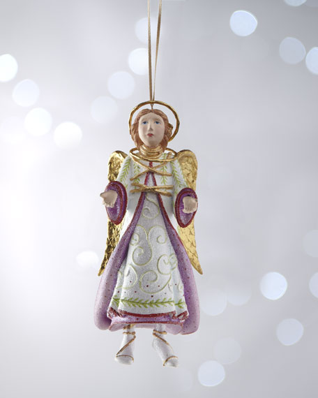 "LLS ""Reverent Angel"" Ornament"