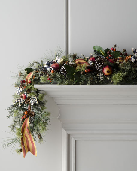 """Farmhouse"" Garland"