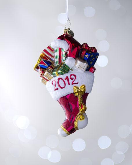 """""""Presents-a-Plenty"""" Christmas Ornament"""