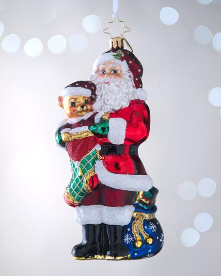 """Stocking Stuffer"" Christmas Ornament"