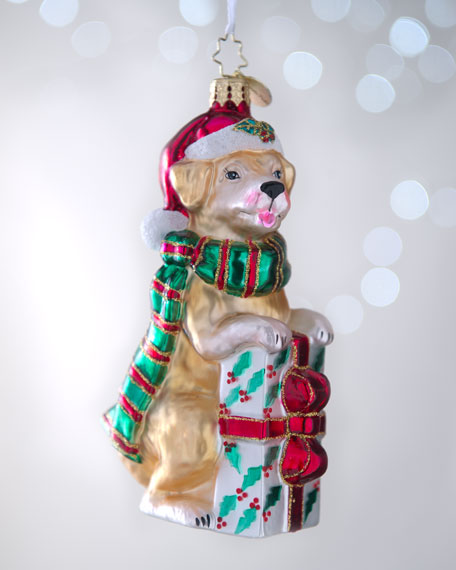 """Sammy Claus"" Christmas Ornament"