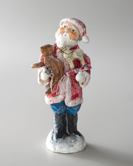 """Santa's Christmas Best"" Figure"