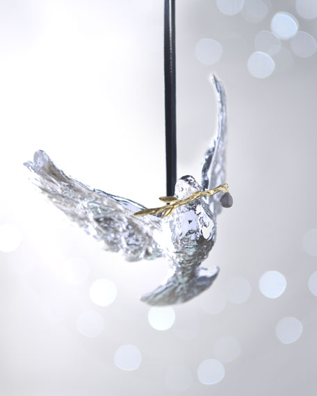 """Dove of Peace"" Christmas Ornament"