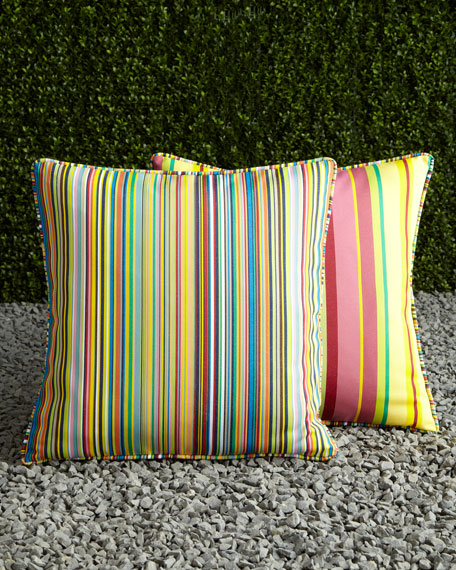 """Barcelona"" Decorative Pillow"