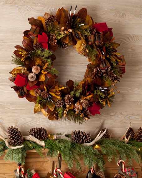 """Alpine"" Wreath"
