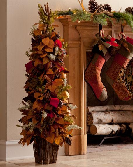 """""""Alpine"""" 50"""" Christmas Tree"""
