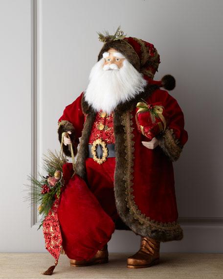 """""""Bordeaux"""" Santa, 36""""T"""