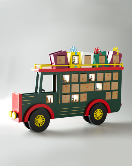 Advent Calendar Bus