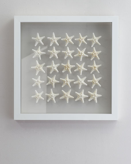 """Knobby Starfish"" Wall Decor"