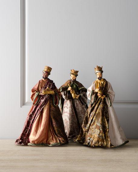 Three Kings Figures