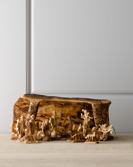 17-Piece Nativity Set