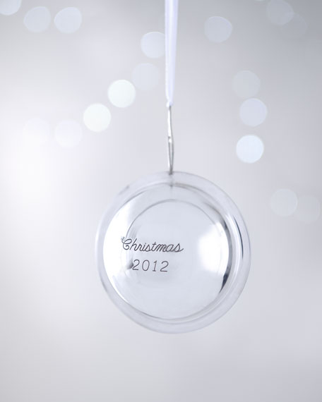 Annual Ball Ornament