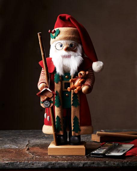 Nutcracker Santa in Bordeaux
