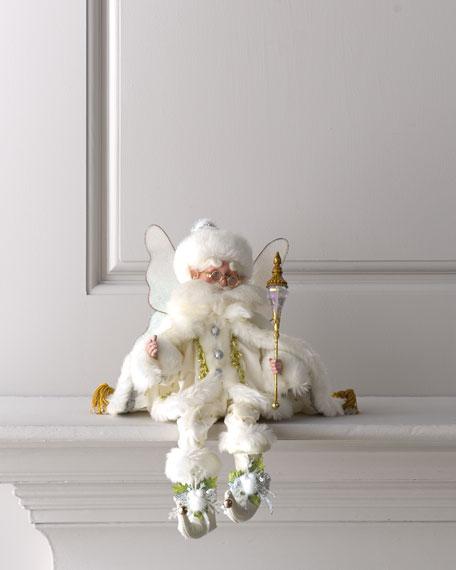 """""""Ice Capades Santa"""" Fairy"""