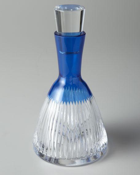 """""""Mixology"""" Argon Blue Decanter"""