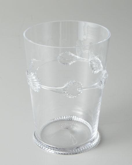 "Clear ""Ines"" Vase"