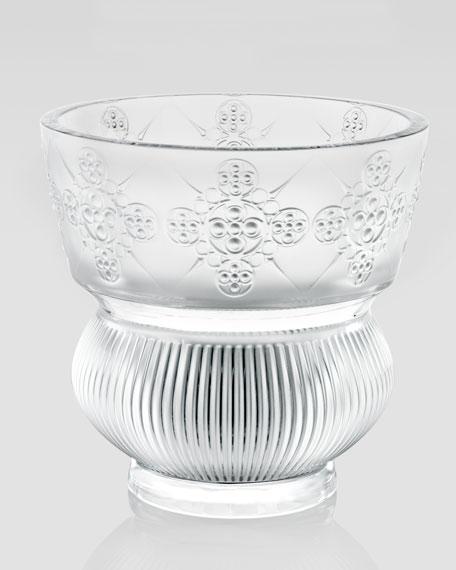 """""""Rialto"""" Crystal Vase"""