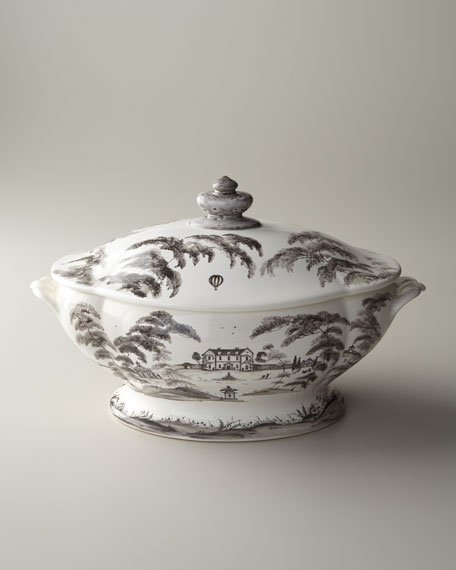 Country Estate Main House Lidded Soup Tureen