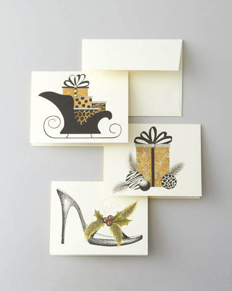 Fashion Holiday Cards