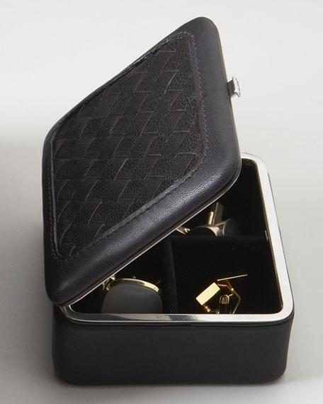 Luxe Cufflink Box