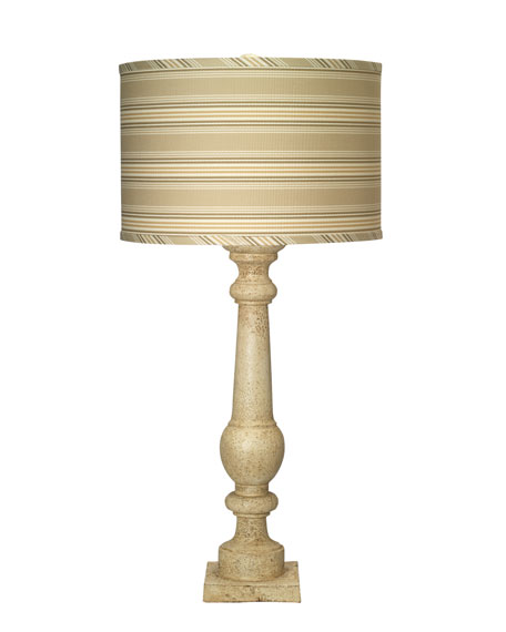 """French Country"" Console Lamp"