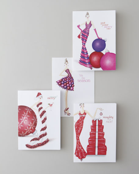 16 Fashion Holiday Cards