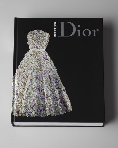 """Inspiration Dior"" Hardcover Book"