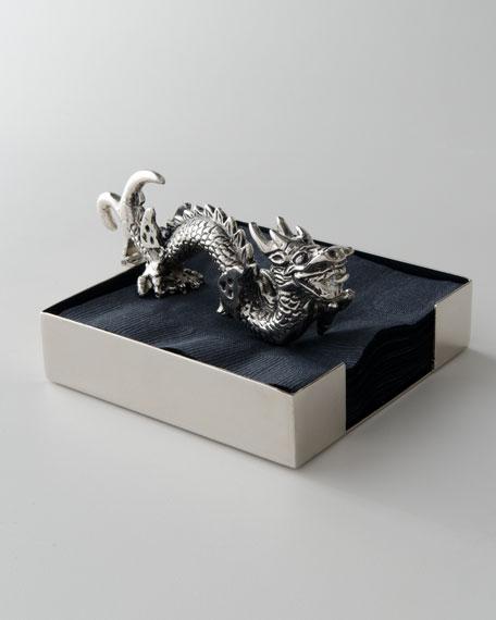 """""""Dragon"""" Napkin Holder"""