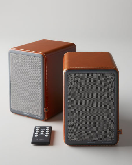 LV.2e Leather Speaker System