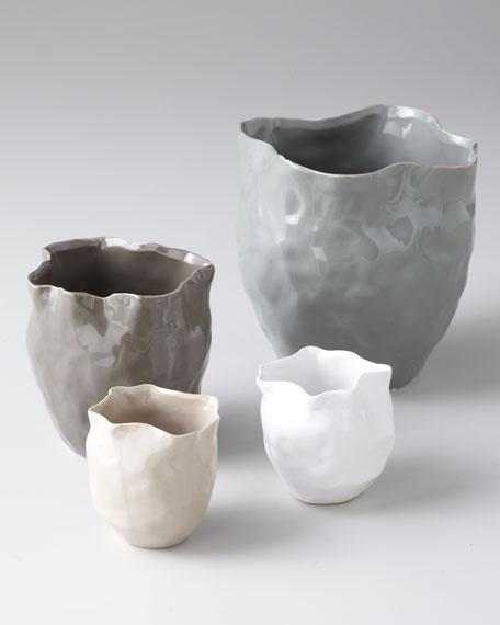 """Three """"Kasper"""" Vases"""