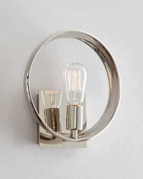 Edison-Style Wall Sconce