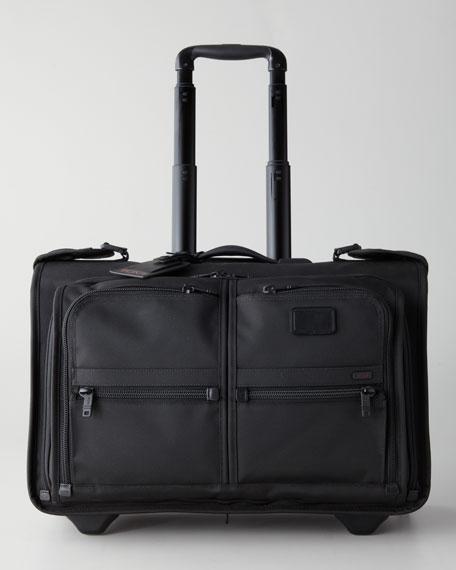 """""""Alpha"""" Wheeled Carry-On Garment Bag"""