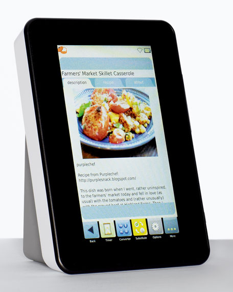 Digital Recipe Reader