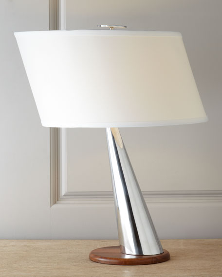 """""""Silver Wind"""" Table Lamp"""