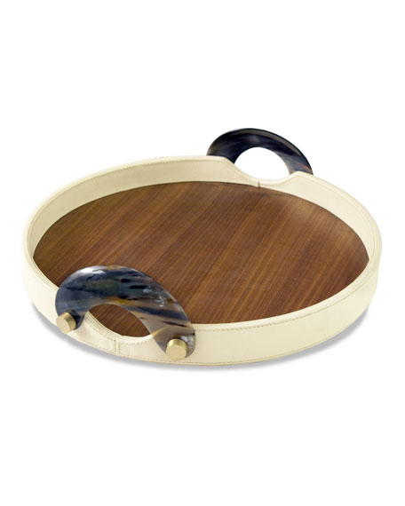 """Falconi"" Round Tray"