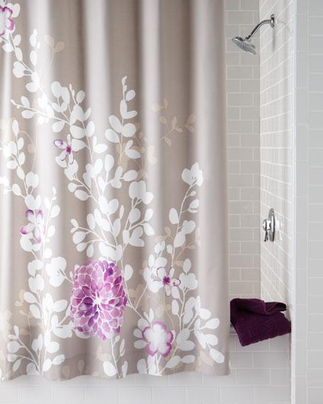 """""""Kaleah"""" Shower Curtain"""