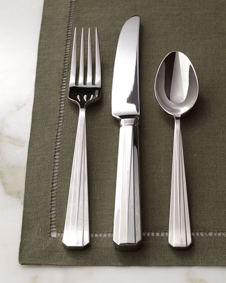 "Five-Piece ""Wentworth"" Flatware Place Setting"