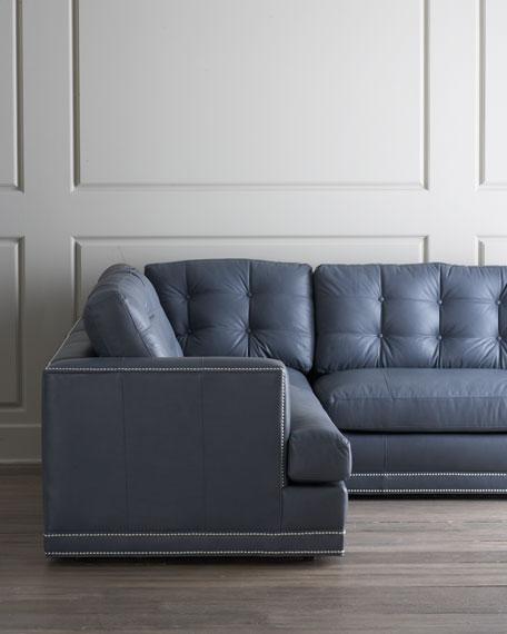 """""""Estacado"""" Sectional Sofa"""