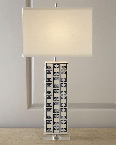 """""""Mizner Key"""" Lamp"""