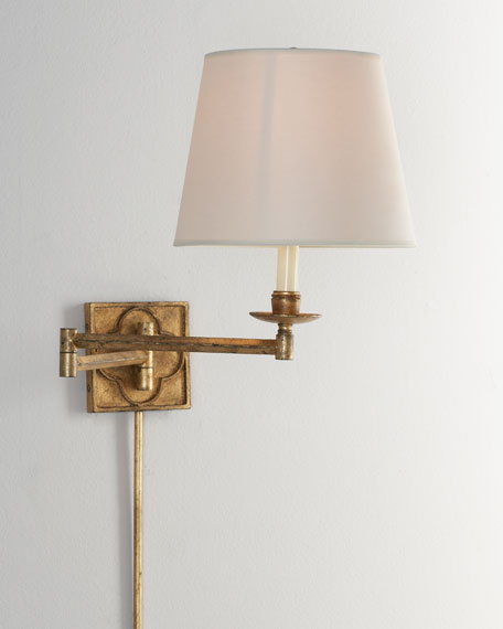 """""""Griffith"""" Swing Arm Lamp"""